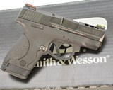 S&W Performance Center M&P 40 Shield Pistol