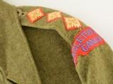 Canadian Army Uniform Grouping (Korean War Era) - 3 of 12