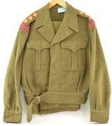 Canadian Army Uniform Grouping (Korean War Era) - 1 of 12