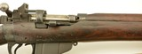 Royal Air Force Lee Enfield SMLE Mk.5 Rifle and Air Ministry Markings - 7 of 15