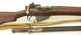 Royal Air Force Lee Enfield SMLE Mk.5 Rifle and Air Ministry Markings - 1 of 15
