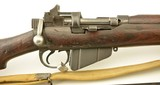 Royal Air Force Lee Enfield SMLE Mk.5 Rifle and Air Ministry Markings - 5 of 15