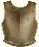 Antique French Cavalry Cuirassier Breastplate (Second Empire) - 5 of 11