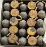 Eley 7mm Pin-Fire Cartridges Original Tin w/ 26 Rnds - 3 of 4