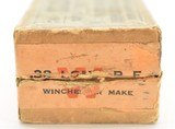 Winchester 38 Long Rim Fire Full Box Partial Seal Ammo - 5 of 6
