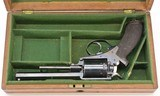 Cased Adams Mk. II Model 1867 Revolver - 1 of 14