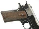 Colt Model 1911 Pistol 45 Auto Commercial 1917 - 2 of 15