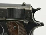 Colt Model 1911 Pistol 45 Auto Commercial 1917 - 9 of 15