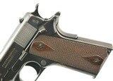 Colt Model 1911 Pistol 45 Auto Commercial 1917 - 7 of 15
