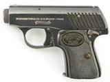 Walther Model 2 Vest Pocket Pistol 25 ACP - 5 of 10