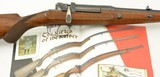 Spandau Sporting Rifle No. 1 Made for Kaiser Wilhelm II of Germany