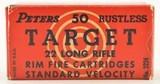 Peters Rustless 22 LR Target Ammo