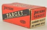 Peters Target Ammo Rustless 22 LR - 3 of 5