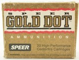 Speer 41 Action Express Ammo 20 Rounds - 1 of 3