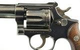 S&W K-22 Masterpiece Revolver Identified 1948 - 6 of 15