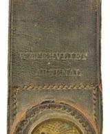 Watervliet Arsenal 1873 Trapdoor Trowel Bayonet& Scabbard - 8 of 10