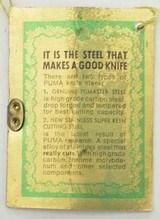 Rare 970 Puma Planter Knife Excellent With label & Original Tags - 11 of 11
