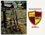 Original Winchester Catalog 1963