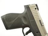Taurus PT-709 Slim 9mm DA/SA 7+1 Pistol Stainless 4 Mags LNIB - 2 of 9