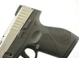 Taurus PT-709 Slim 9mm DA/SA 7+1 Pistol Stainless 4 Mags LNIB - 4 of 9