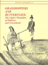 Grasshoppers and Butterflies: The Light 3-Pounders Royal Artillery - 1 of 10