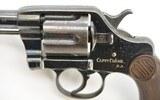 Rare Colt Model 1889 Navy Belonging to Lt. Col. Royal Artillery - 7 of 13