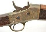 Remington Model 1897 Rolling Block Military Rifle - 5 of 15