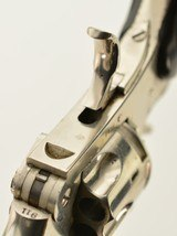 Rare Webley Mk. III .38 1st Pattern Revolver With Folding Trigger - 13 of 14