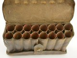 Antique Cartridge Box Belonging to Montreal Police Chief - 8 of 12