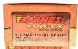 Barnes VOR-TX 357 Magnum 140 Gr. XPB HP Ammo 40 Rds - 2 of 4