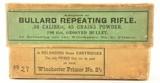 Very Scarce Winchester Bullard 38-45 w/ 19 Rounds