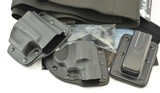 Crossbreed Modular Belly Band Holster Set Revolver + Glock - 2 of 5