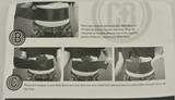 Crossbreed Modular Belly Band Holster Set Revolver + Glock - 4 of 5