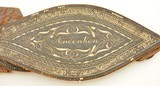 Unique 19th Century German Money Belt W/ Provenance Marion Ohio 1830 - 2 of 15