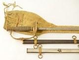 us general officers sword belonging to mass. surgeon general 1895