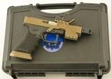 glock 17 custom competition pistol