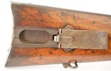 Civil War Sharps New Model 1863 Three-Band Military Rifle - 5 of 15