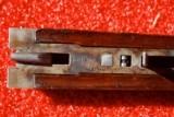 "L.C.SMITH 1910. 3 E RARE 20 ga. S/S Shotgun 1 of 143-25 with 26"" Barrels, 6 with same scene on both lock plates - 8 of 12"