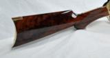 Winchester Model 1890 deluxe #8 engraved by Angelo Bee - 9 of 9