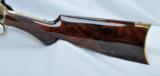 Winchester Model 1890 deluxe #8 engraved by Angelo Bee - 8 of 9