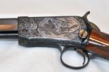 Winchester 1890 Deluxe #8 engraved by Angelo Bee - 8 of 11