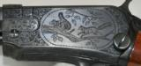 Winchester 1890 Deluxe #8 engraved by Angelo Bee - 2 of 11