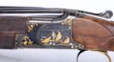 Browning 20 gauge Superposed profusely engraved by Angelo Bee - 2 of 12