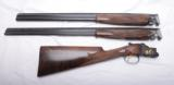 Browning Superposed Superlight 2 bbl set 410/20 A. Bee engraved - 9 of 12