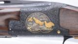Browning Superposed Superlight 2 bbl set 410/20 A. Bee engraved - 2 of 12