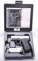 KAHR PM40 Packed SS/synthetic