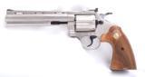 """Colt Diamondback .22 lr 6"""" E Nickel"""