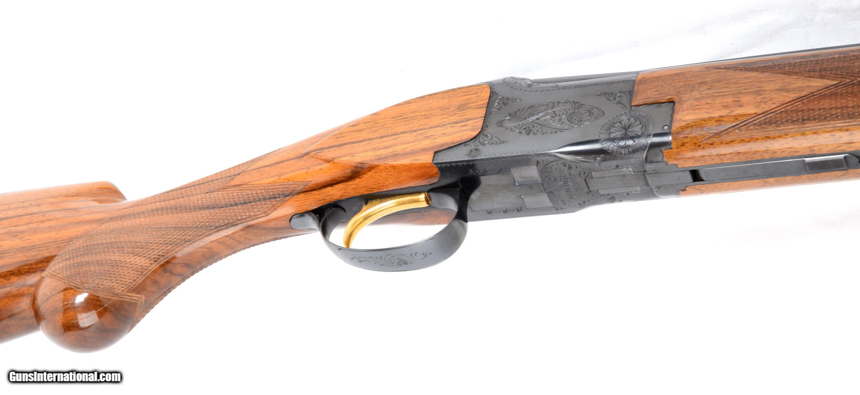 Browning Superposed Lightning 20 gauge field