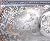 Luciano Bosis, Michelangelo model 20 ga., Pedersoli engraved - 10 of 25