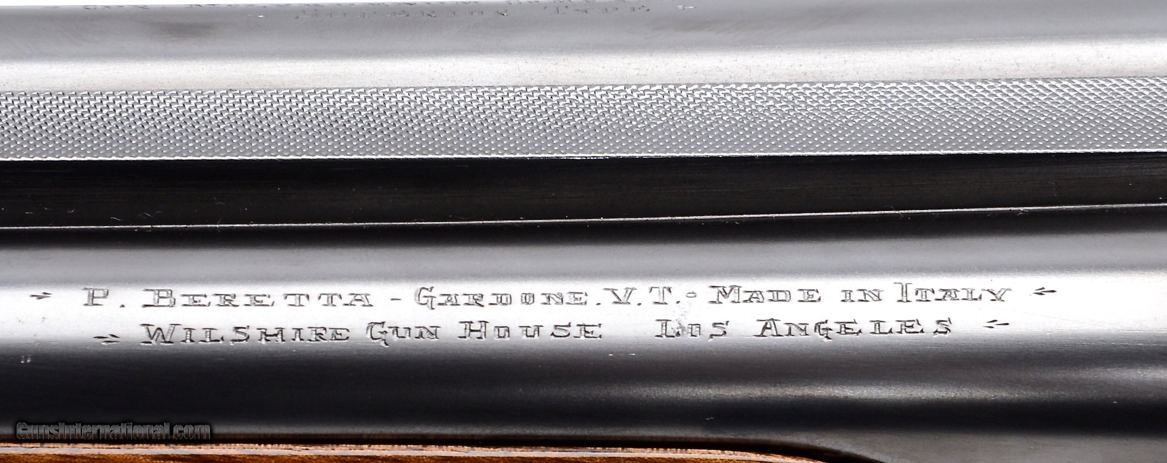 Beretta 450 sidelock 12 gauge Live Pigeon gun for sale